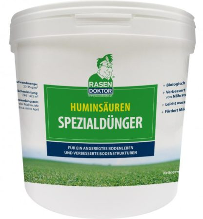 Huminsäuren Spezialdünger für besseren Boden